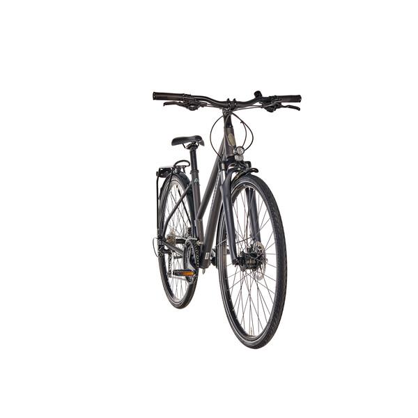 bicicletta da viaggio diamant elan legere trapez nero blu. Black Bedroom Furniture Sets. Home Design Ideas